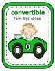 Goldilocks and the Three Bears Syllable Sort Center Games