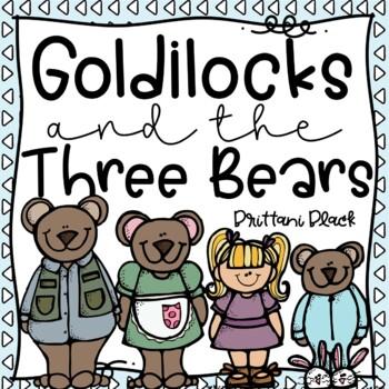 Goldilocks and the Three Bears Unit
