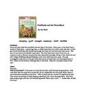 Goldilocks and the Three Bears Vocabulary