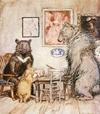 Goldilocks and the Three Bears - a short script