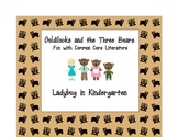 Goldilocks and the Three Bears aligned with Common Core Curriculum Maps