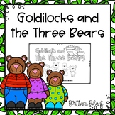 Goldilocks and the Three Bears- emergent reader