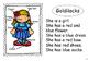 Goldilocks and the Three Bears story and follow up activites