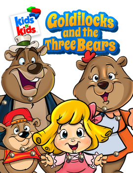 Play Script, Goldilocks and the Tree Bears, An Act-It-Out play