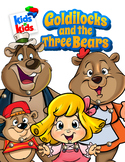 Goldilocks and the Tree Bears, An Act-It-Out play