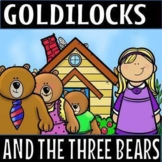 Goldilocks and the three bears size sort.