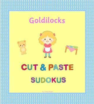 Goldilocks  cut and paste sudokus