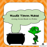 Manners, Interactive Game, PowerPoint, Rude Behavior, Polite Behavior