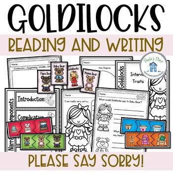 Goldilocks, please say sorry! #betterthanchocolate