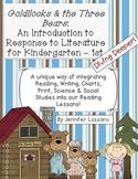 Goldilocks & the Three Bears: Response to Reading Integrated Unit