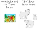 Goldilocks vs.Three Snow Bears Compare/Contrast