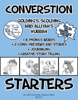 Golding's Scolding and Alliyah's Hurrah