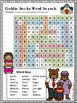 Just Right Book Word Search *Easy Goldie Socks