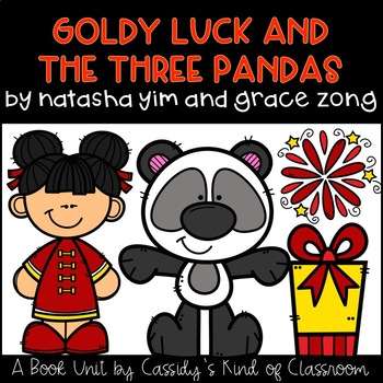 Goldy Luck and the Three Pandas Book Study
