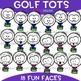 Golf Ball Tots Clip Art {jen hart Clip Art}