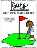 Golf CVC Game Board