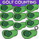 Golf Clip Art - Golf Mega Bundle{jen hart Clip Art}