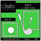 Golf Mini Clipart Bundle {A Hughes Design}