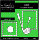 Golf Mini Set {Graphics for Commercial Use}