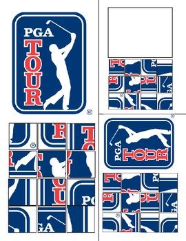 Golf (PGA) cutting exercise