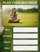 Golf Picture Prompt Writing (Google Classroom)