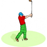 Golf - Text and Exercise Sheets