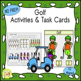 Golf Worksheets Activities Games Printables and More