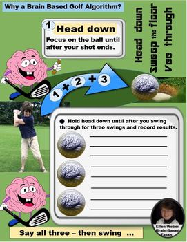 Golf with the Brain in Mind - and Teach an Adult