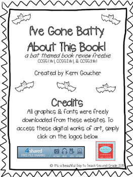 Gone Batty for Books