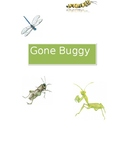 Gone Buggy Clip Art