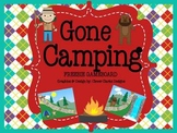 Gone Camping FREEBIE Open Ended Board Game