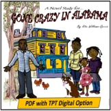 Gone Crazy in Alabama, by Rita Williams-Garcia: A Novel Study by Jean Martin