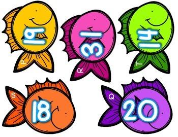 Gone Fishin- Teacher Appreciation FREEBIE #2
