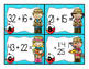 Gone Fishin' 2-Digit Addition Scoot {Without Regrouping}