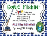 Gone Fishin': A Fun Twist on Sorting Letter Sounds