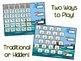 Gone Fishin' Probability Jeopardy Game