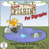 Digraphs - Gone Fishin'