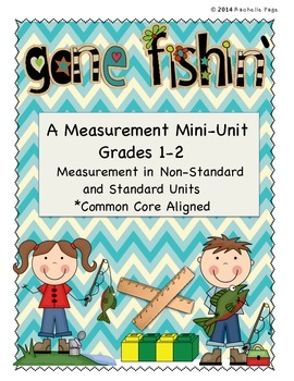 Gone Fishing - A Measurement Mini Unit