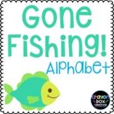Gone Fishing! - Alphabet