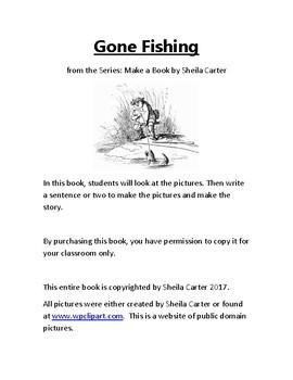 Gone Fishing Book