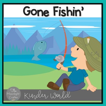 Fishing Activities and Centers for Pre-K and Kinders