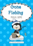 Gone Fishing {Maths Game} Freebie