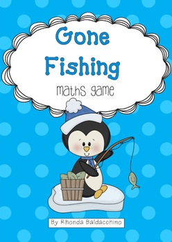Gone Fishing {Maths Game} Freebie