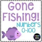 Gone Fishing! - Number Identification 0-100