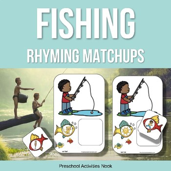 Gone Fishing Rhyming Matchups