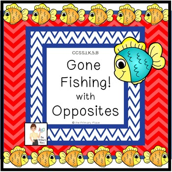 Gone Fishing with Opposites Center Game