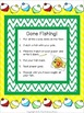Gone Fishing with the Alphabet Center Game