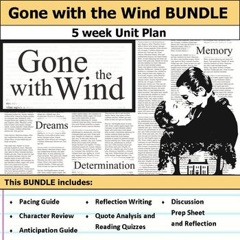 Gone with the Wind Unit Bundle