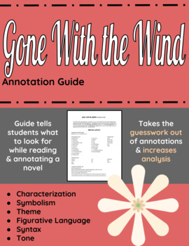 Gone with the Wind Annotation Guide