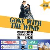 Gone With the Wind Movie Guide | Questions | Worksheet (G - 1993)